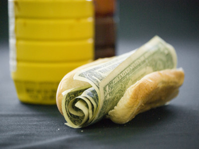 Money Hotdog