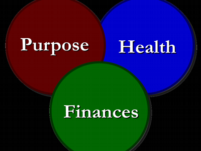 Purpose Health Finances