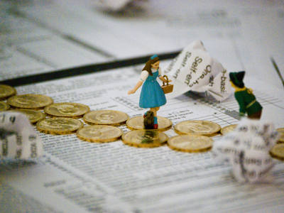 Dorothy in Taxland: Below the Line Deductions
