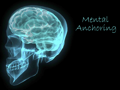 Brain Scan Mental Anchoring