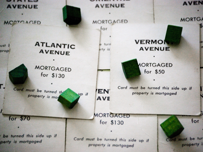Mortgaged Monopoly