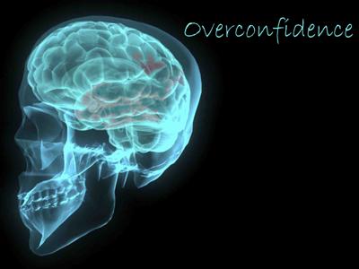 Brain Scan Overconfidence