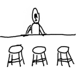 Bar Stool Economics Revisited
