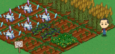 Economic Lessons from Farmville