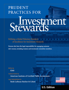 Investment Stewards Booklet