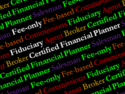 Fee Only Financial Planner: What's the Difference?