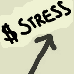 $ Stress
