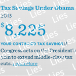 Obama Lie-O-Matic Tax Calculator