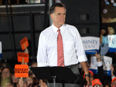 Disturbed by Romney's tax computation