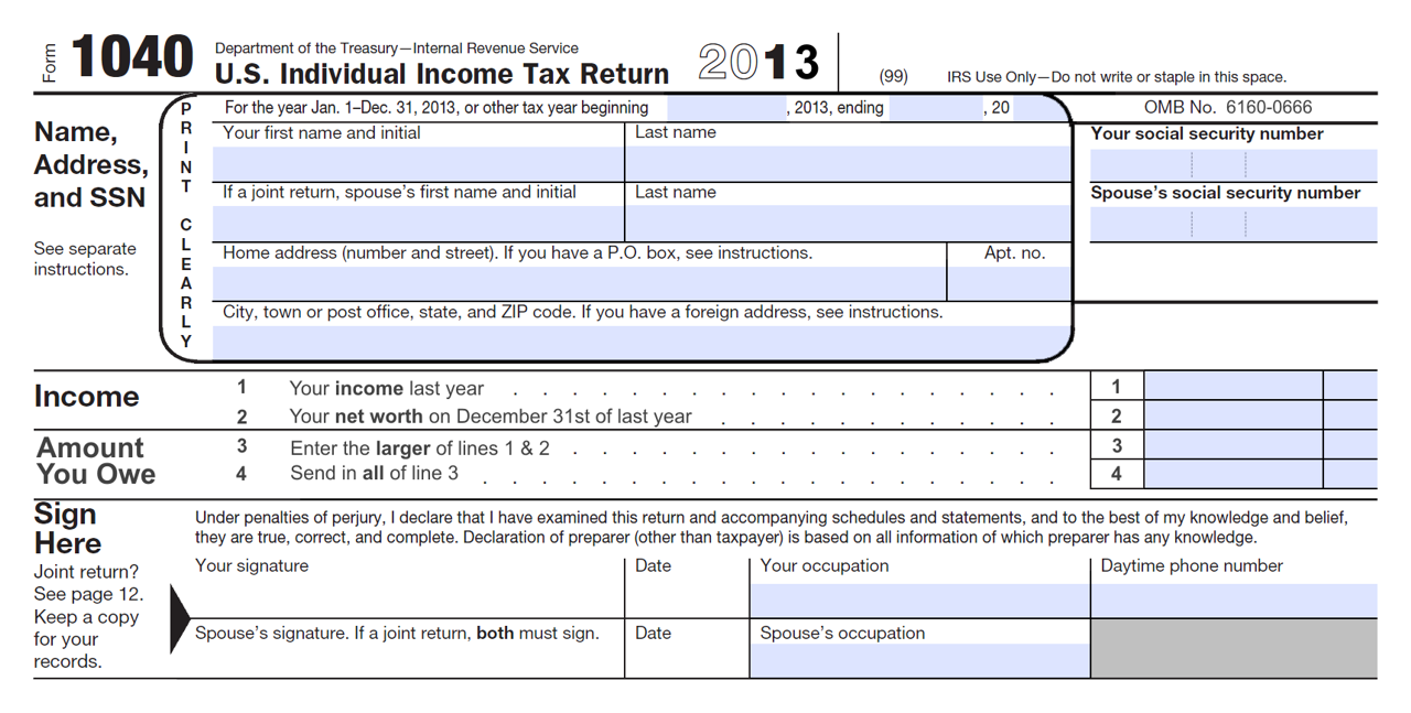 Pin irs forms 1040ez photosaltan on pinterest for 1040ez 2012 tax table