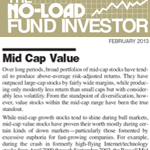 Mark Salzinger's The No Load Fund Investor