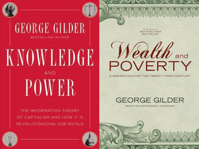 "George Gilder's ""Knowledge and Power"""