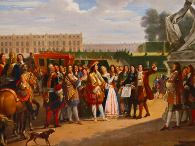 Do We Need a U.S. Palace of Versailles