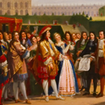 Louis XIV and his Sycophants