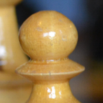 Chess White Pawn