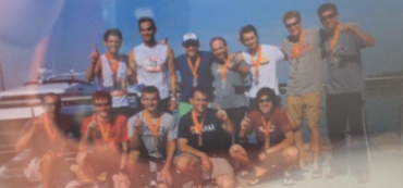 Money Management Lessons From a Relay Race