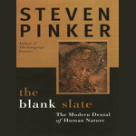 The Blank Slate by Stephen Pinker