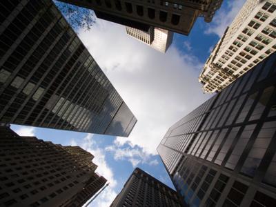 Wall Street Sky