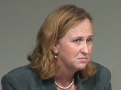 Laura Donohue's Comments at Cato Institution's NSA Law Panel