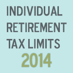 2014 Retirement Plan Contribution Limits