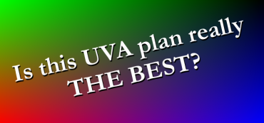 University of Virginia Best Plan 2014 Asset Allocation Recommendation