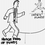 hedge funds and index funds race