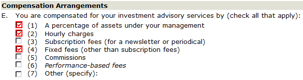 "How To Tell If Your Financial Advisor Is Really ""Fee-Only"" Compensation Arrangements"