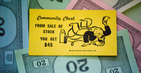 Monopoly Stock Sale