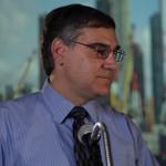 David John Marotta presenting