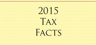 2015 Tax Facts