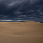 Desert Stormclouds