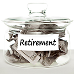 Retirement Cash Jar