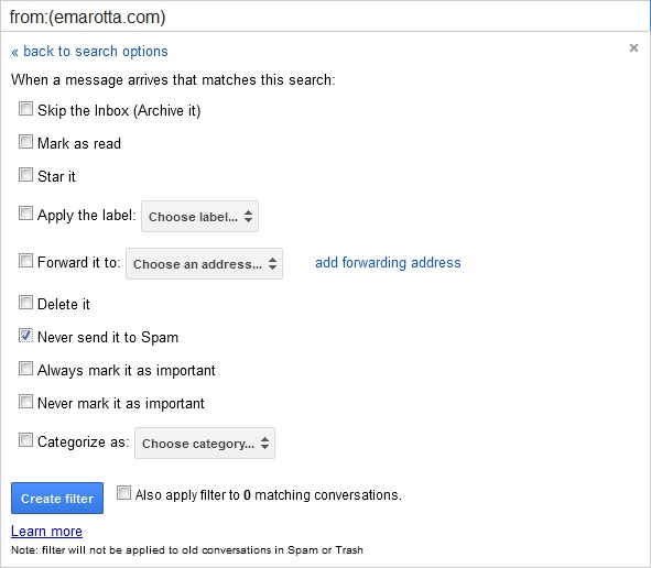 Gmail Settings 5