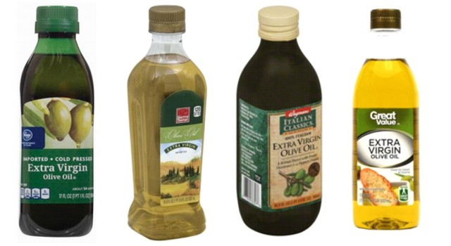 Comparative Price Shopping: Extra Virgin Olive Oil in