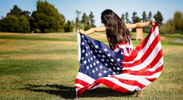 The United States – Land Of The Free