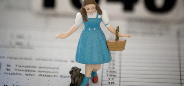 Dorothy and Toto 1040