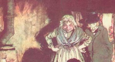 "The Poorhouses of ""A Christmas Carol"""
