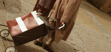 "Women Are More Afraid of Becoming ""Bag Ladies"" Than Men"