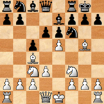 Chess: Edward Teller v. David John Marotta (1977) – Game 1