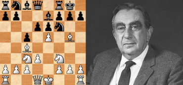 Chess: Edward Teller v. David John Marotta (1977) – Game 1
