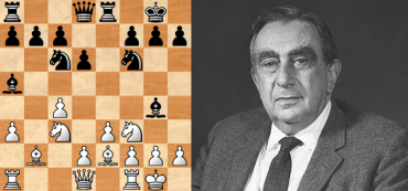 Chess: David John Marotta vs. Edward Teller (1977) – Game 2