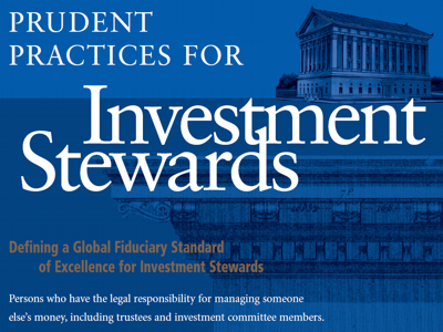 Prudent Practices for Investment Stewards