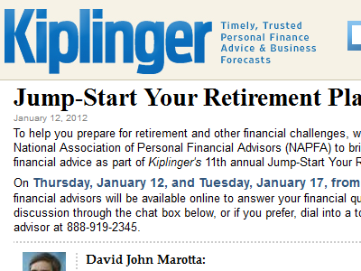 Kiplinger 2012-01-12