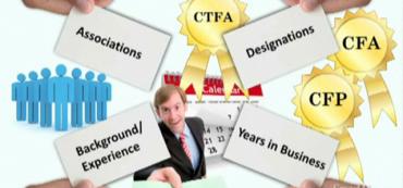 Video: How to Find a Financial Advisor by SmartMoney.com