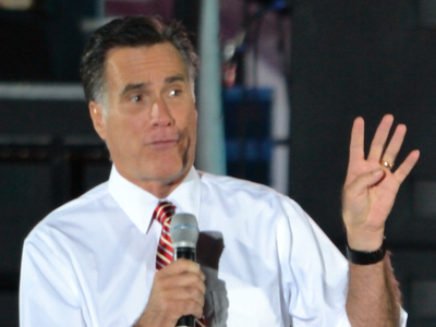 Romney's four statistics for small business employment
