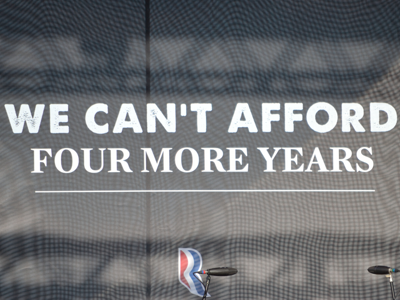 We Can't Afford Four More Years