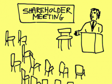 Three Ideas for Improving Annual Shareholder Meetings