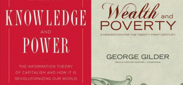 """Knowledge and Power"" by George Gilder"