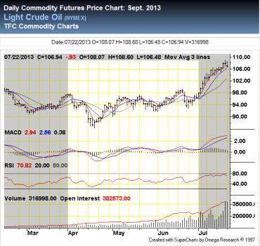 Energy Funds Slip Slightly in 2Q 2013