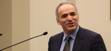 The Influence of American Values on Garry Kasparov